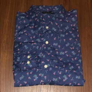 Men's long sleeve woven